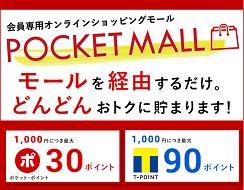 P-one mall 最大30倍のプラスポイント